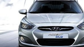 "HYUNDAI Accent Blue ""A Brand-New Blue"""