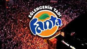 "FANTA / TARKAN ""Taste the Fun"""