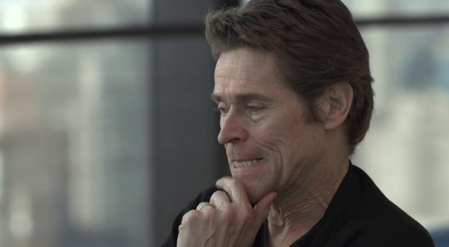 Willem Dafoe for Esquire