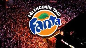 "FANTA / TARKAN ""Taste the Fun"""