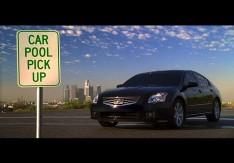 """NIssan """"Car Pool"""""""